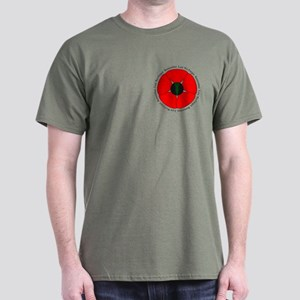 Goddess Poppy Dark T-Shirt